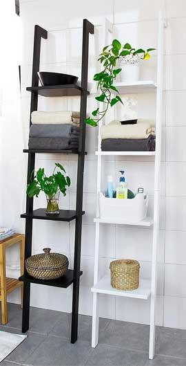 Ladder Shelf Comparison Chart